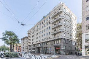 Milano, Italia – Via Borgogna 8