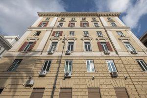 Roma, Italia – via Sallustiana 53