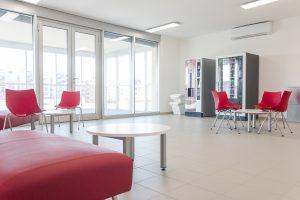 Torino, Italia – Campus Sanpaolo – via Caraglio 97