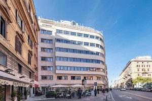 Roma, Italia – Residenze Halldis – via Flavia 93