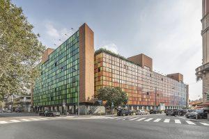 Milano, Italy – Creative Campus – viale Jenner 17