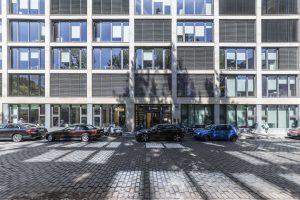 Berlino, Germania – Alte Jakobstrasse 105