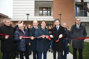 Inaugurata residenza studentesca da 650 posti letto a Venezia